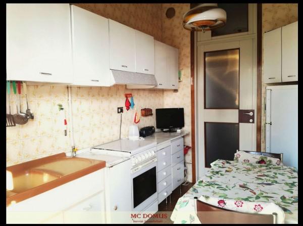 Appartamento in vendita a Milano, Cechov, Con giardino, 98 mq - Foto 17