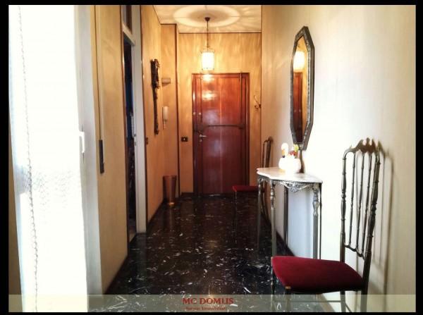 Appartamento in vendita a Milano, Cechov, Con giardino, 98 mq - Foto 19
