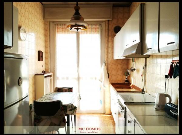 Appartamento in vendita a Milano, Cechov, Con giardino, 98 mq - Foto 18