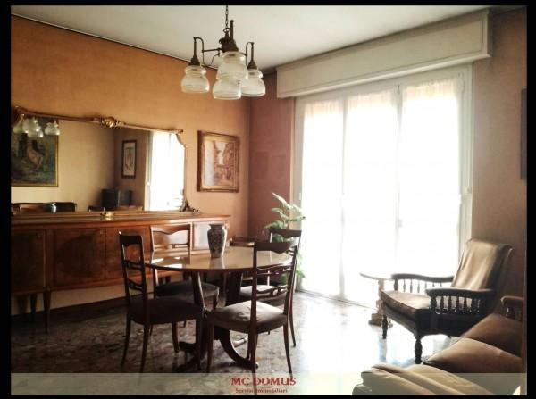 Appartamento in vendita a Milano, Cechov, Con giardino, 98 mq