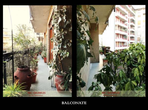 Appartamento in vendita a Milano, Don Gnocchi, Con giardino, 165 mq - Foto 26