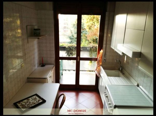 Appartamento in vendita a Milano, Don Gnocchi, Con giardino, 165 mq - Foto 22