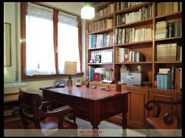Appartamento in vendita a Milano, Don Gnocchi, Con giardino, 165 mq - Foto 24