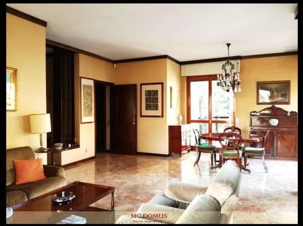 Appartamento in vendita a Milano, Don Gnocchi, Con giardino, 165 mq - Foto 28
