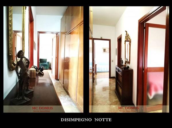 Appartamento in vendita a Milano, Don Gnocchi, Con giardino, 165 mq - Foto 20