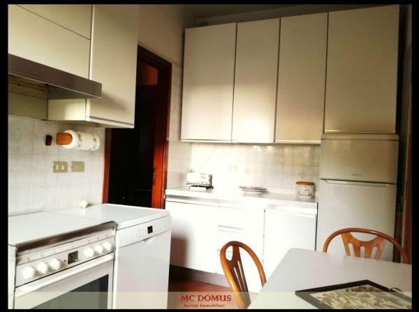 Appartamento in vendita a Milano, Don Gnocchi, Con giardino, 165 mq - Foto 21