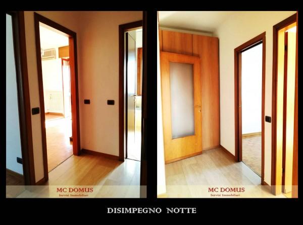 Appartamento in vendita a Milano, Bande Nere, Con giardino, 141 mq - Foto 14