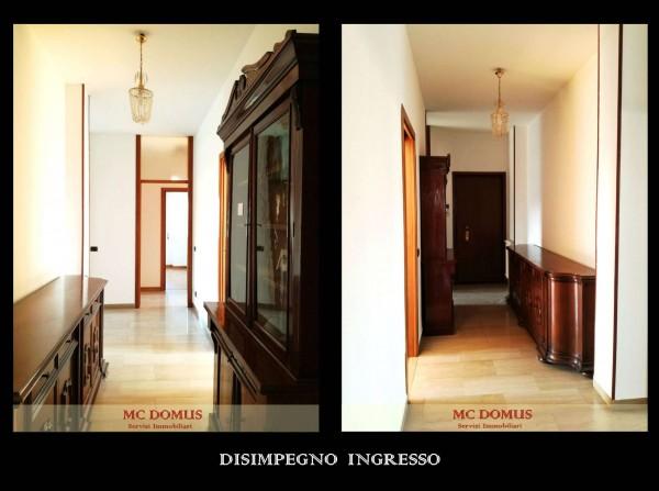 Appartamento in vendita a Milano, Bande Nere, Con giardino, 141 mq - Foto 22