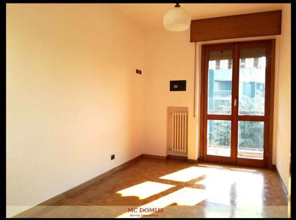 Appartamento in vendita a Milano, Bande Nere, Con giardino, 141 mq - Foto 12