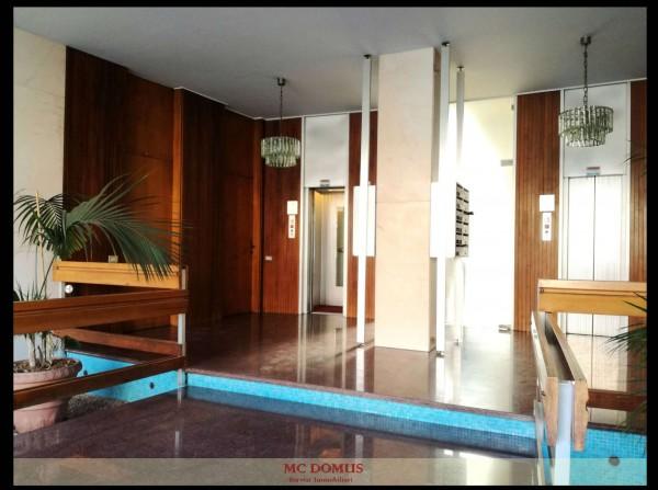 Appartamento in vendita a Milano, Bande Nere, Con giardino, 141 mq - Foto 23