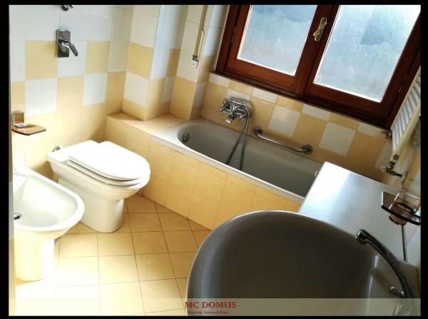Appartamento in vendita a Milano, Bande Nere, Con giardino, 141 mq - Foto 9