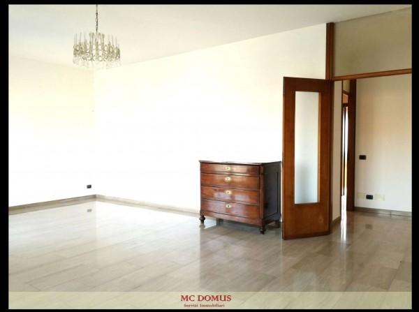 Appartamento in vendita a Milano, Bande Nere, Con giardino, 141 mq - Foto 19