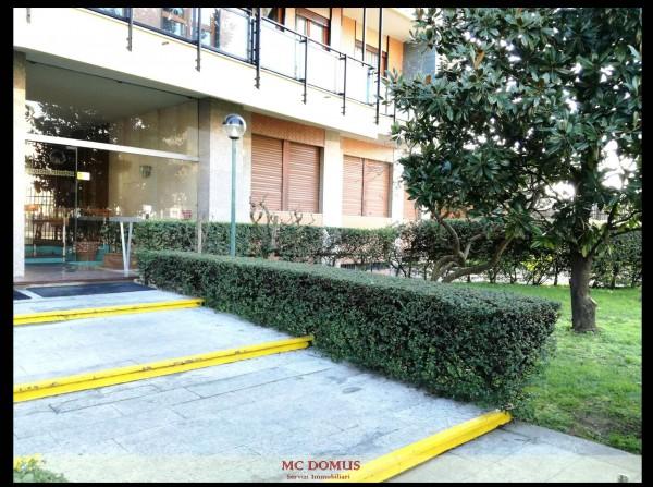 Appartamento in vendita a Milano, Bande Nere, Con giardino, 141 mq - Foto 24
