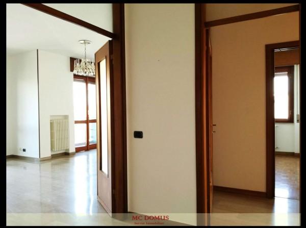 Appartamento in vendita a Milano, Bande Nere, Con giardino, 141 mq - Foto 21
