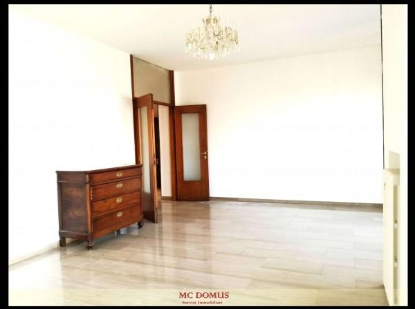 Appartamento in vendita a Milano, Bande Nere, Con giardino, 141 mq - Foto 18
