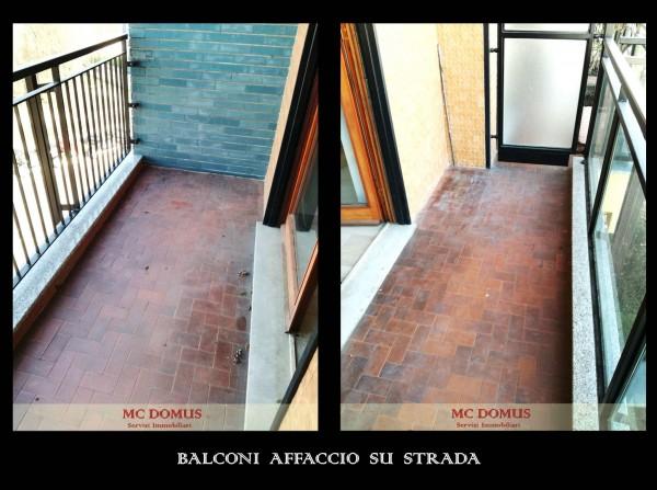 Appartamento in vendita a Milano, Bande Nere, Con giardino, 141 mq - Foto 17