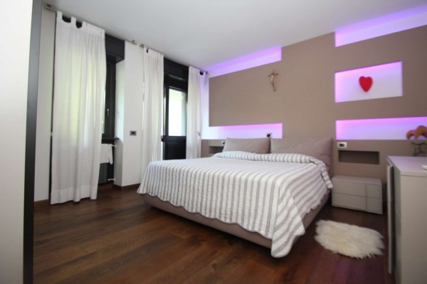 Appartamento in vendita a Torino, Rebaudengo, Con giardino, 95 mq - Foto 16