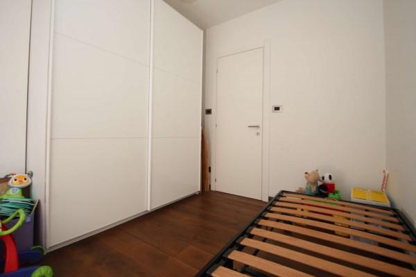 Appartamento in vendita a Torino, Rebaudengo, Con giardino, 95 mq - Foto 12