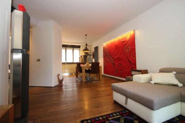 Appartamento in vendita a Torino, Rebaudengo, Con giardino, 95 mq - Foto 17