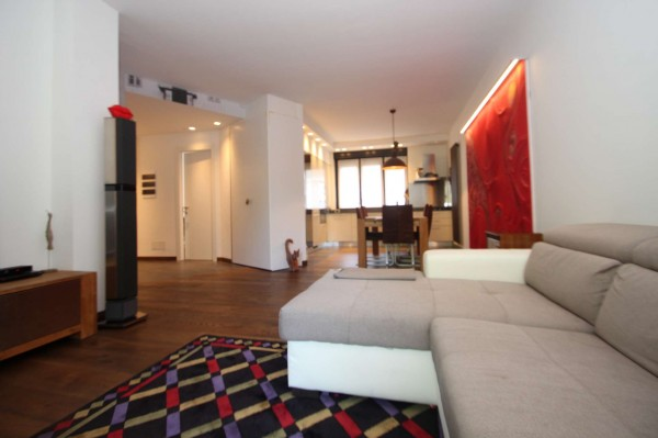 Appartamento in vendita a Torino, Rebaudengo, Con giardino, 95 mq - Foto 20
