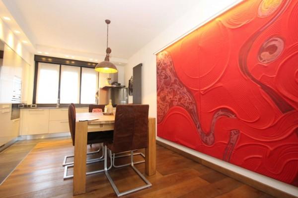 Appartamento in vendita a Torino, Rebaudengo, Con giardino, 95 mq - Foto 19