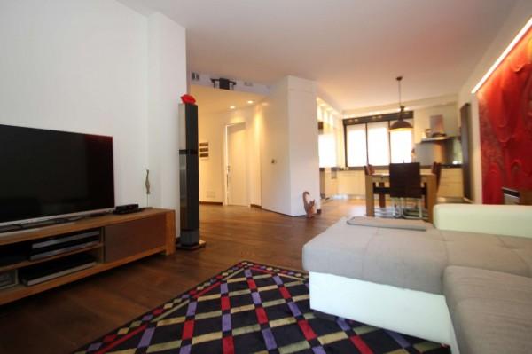 Appartamento in vendita a Torino, Rebaudengo, Con giardino, 95 mq