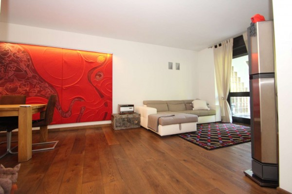 Appartamento in vendita a Torino, Rebaudengo, Con giardino, 95 mq - Foto 18