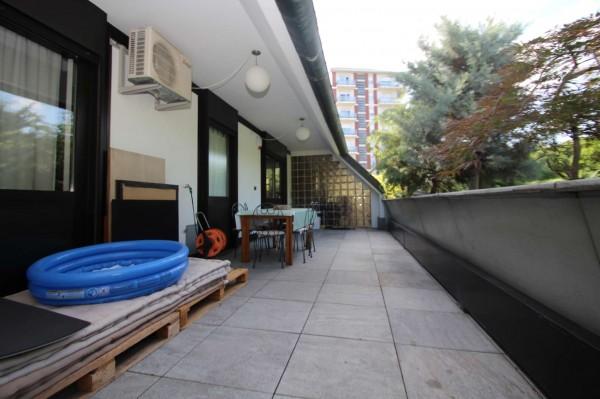 Appartamento in vendita a Torino, Rebaudengo, Con giardino, 95 mq - Foto 5