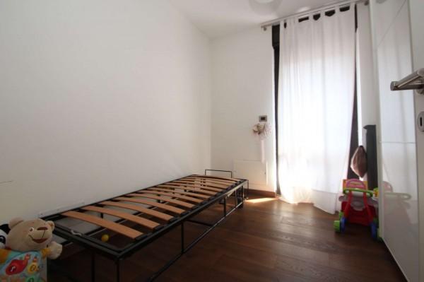 Appartamento in vendita a Torino, Rebaudengo, Con giardino, 95 mq - Foto 13