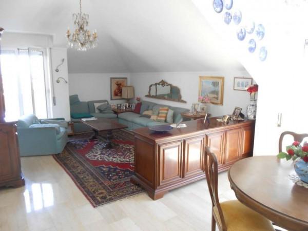 Appartamento in affitto a Genova, Adiacenze San Martino, Arredato, 145 mq