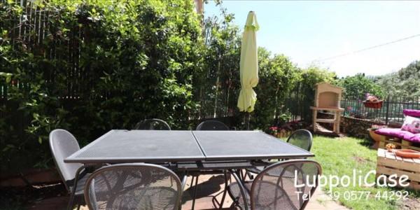 Appartamento in vendita a Monteriggioni, Con giardino, 105 mq