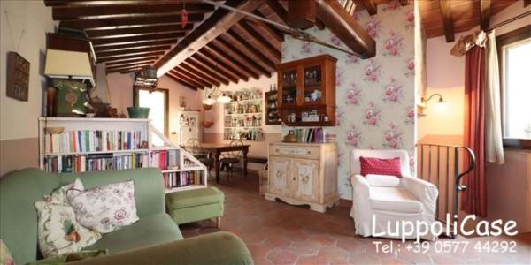 Villa in vendita a Poggibonsi, Arredato, 100 mq