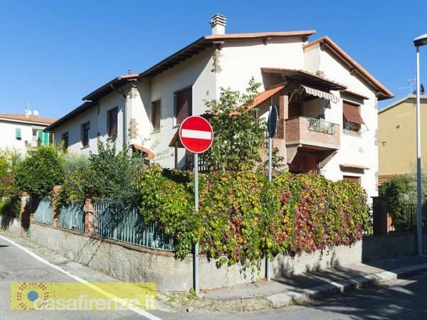 Appartamento in vendita a Firenze, Con giardino, 129 mq