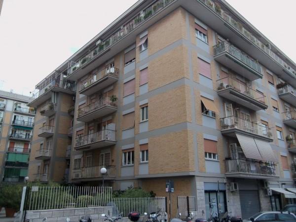 Appartamento in vendita a Roma, Monteverde Nuovo, Con giardino, 110 mq