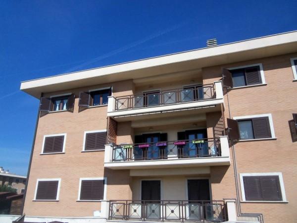 Appartamento in vendita a Roma, Castelverde/osteria Dell'osa, 45 mq