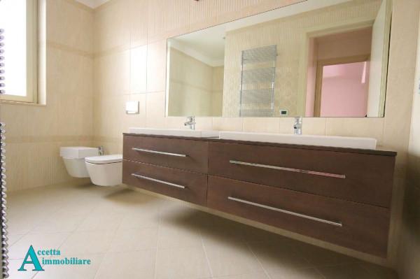 Appartamento in vendita a Taranto, Centrale, 138 mq - Foto 18
