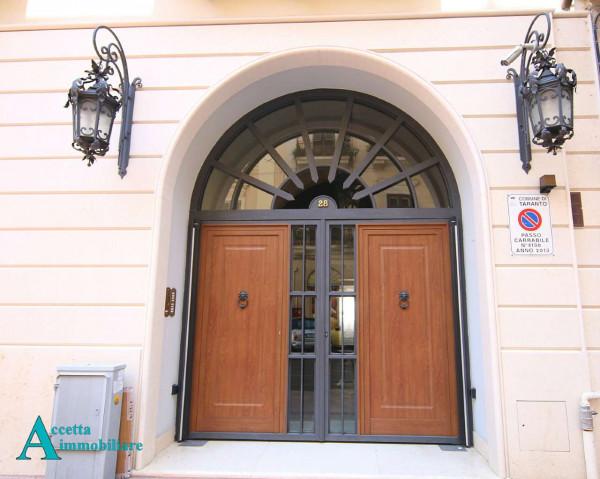 Appartamento in vendita a Taranto, Centrale, 138 mq - Foto 29