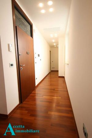 Appartamento in vendita a Taranto, Centrale, 138 mq - Foto 22