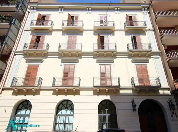 Appartamento in vendita a Taranto, Centrale, 138 mq