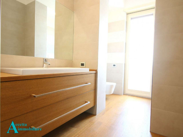 Appartamento in vendita a Taranto, Centrale, 138 mq - Foto 17