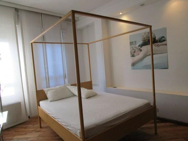 Appartamento in affitto a Milano, Garibaldi, Arredato, con giardino, 100 mq - Foto 19
