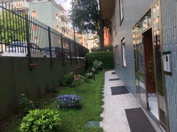 Appartamento in affitto a Sesto San Giovanni, Centro, Con giardino, 75 mq