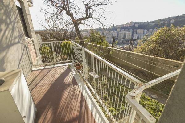 Appartamento in affitto a Genova, Con giardino, 130 mq