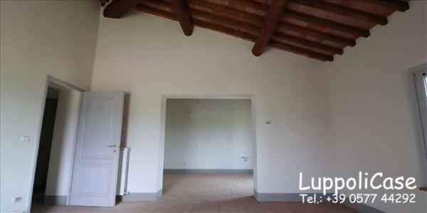 Appartamento in vendita a Monteroni d'Arbia, Con giardino, 129 mq - Foto 11