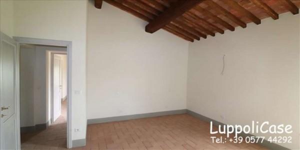 Appartamento in vendita a Monteroni d'Arbia, Con giardino, 129 mq - Foto 8