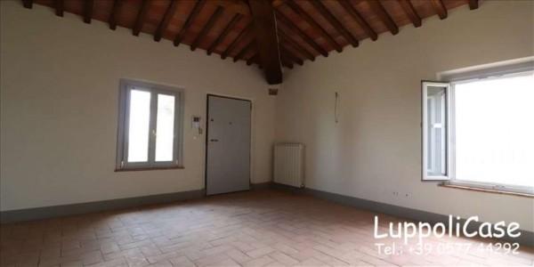 Appartamento in vendita a Monteroni d'Arbia, Con giardino, 129 mq - Foto 13