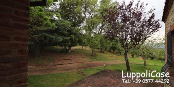 Villa in vendita a Siena, Con giardino, 350 mq - Foto 5