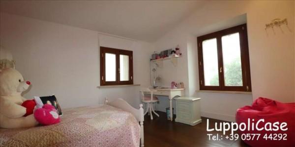 Villa in vendita a Siena, Con giardino, 350 mq - Foto 18