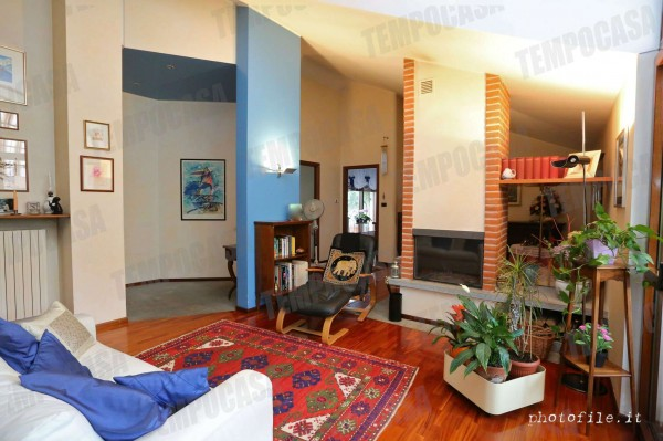 Appartamento in vendita a Alpignano, Colgiansesco, Con giardino, 160 mq - Foto 16
