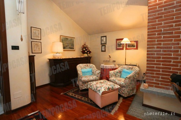 Appartamento in vendita a Alpignano, Colgiansesco, Con giardino, 160 mq - Foto 3